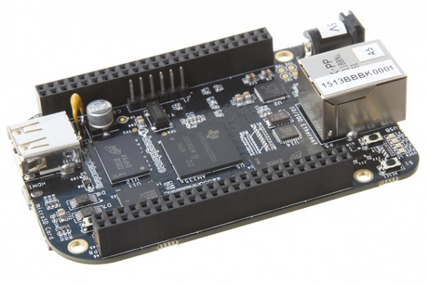 BeagleBone Black and White
